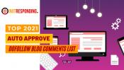 Auto approve dofollow blog commenting list