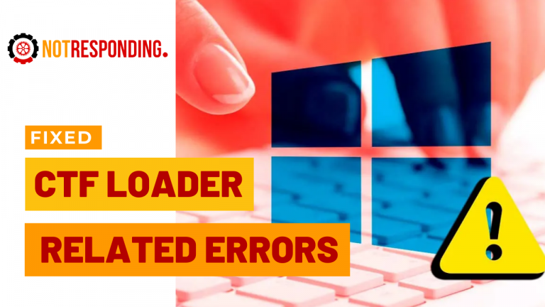 CTF loader related errors fixed