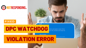 Fixed dpc watchdog violation error