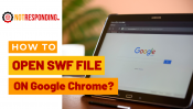 How To Open SWF Files on Chrome