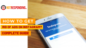 How to get rid of ads on instagram