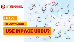 how to download and install inpage urdu