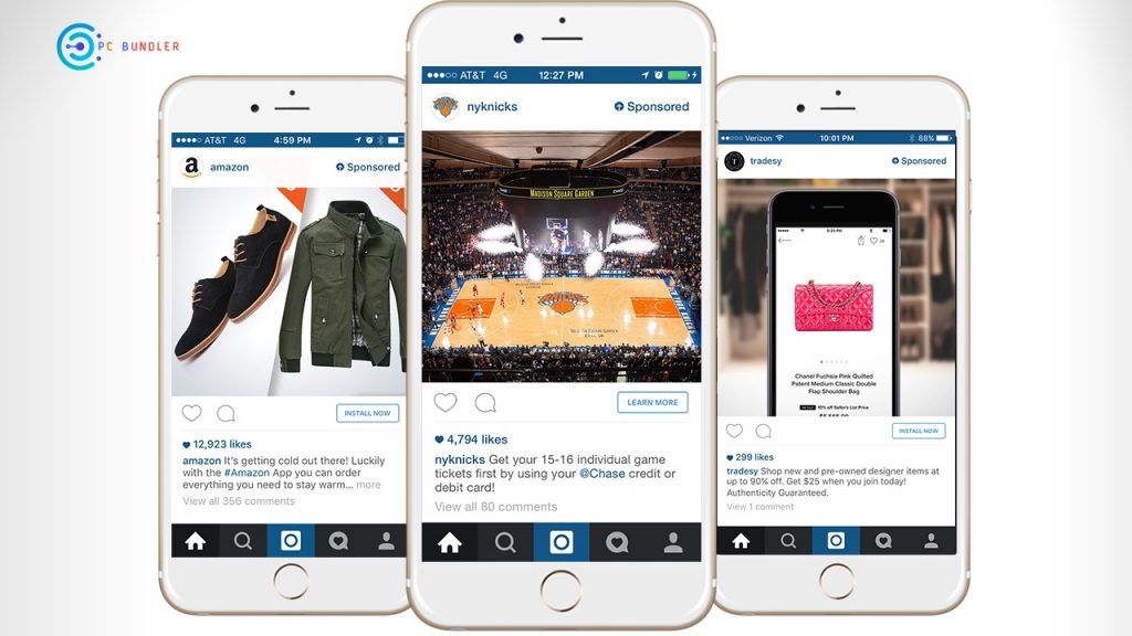 how to get rid of ads on instagram 1
